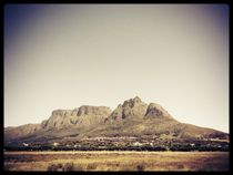 Cape Town Table Mountain by Neil Overy