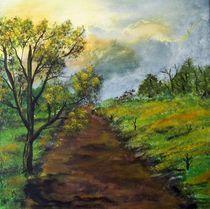way home by Vera Markgraf