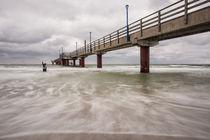 Seebrücke by Rico Ködder