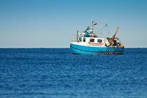 Fischerboot by Rico Ködder