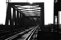 Über einer Brücke by Bastian  Kienitz