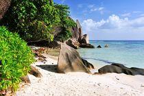 Naturlandschaft Seychellen von Jürgen Feuerer