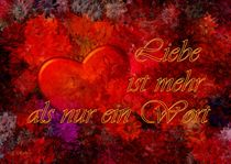 Liebe ist mehr als ein Wort by Eckhard Röder