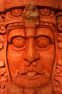 Mayan Lord by John Mitchell