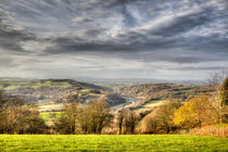 The Wye Valley by David Tinsley