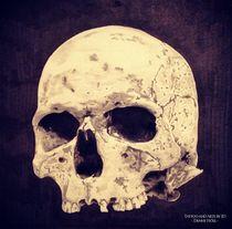 Skull-painting