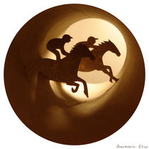 Horse racing (Courses hippiques) by Anastassia Elias