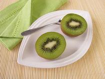 Obstmahlzeit mit Kiwi by Heike Rau