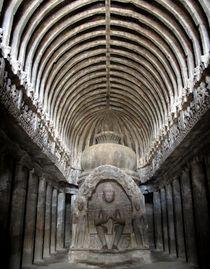 Ellora Caves in Indien by reisemonster