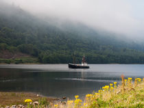 Misty Loch Lochy by Sam Smith