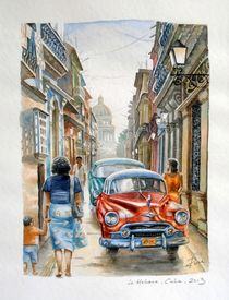 Cuba-habana-gasse