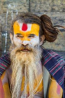 Sadhu 3 by Hans Sterr