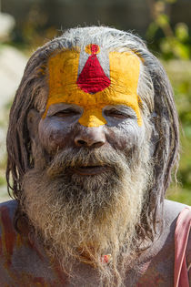 Sadhu 2 by Hans Sterr