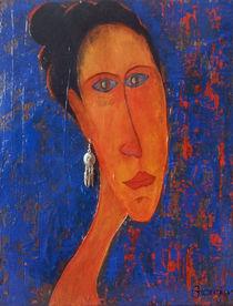 Madame Modigliani 4 von giorgia