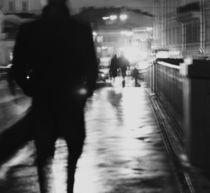 Silhouette of a man von Ekaterina Planina