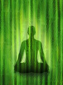 Meditation Waves by Lutz Baar