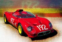 1967 Alfa Romeo Tipo 33/2 'Periscopica' Spyder von Stuart Row