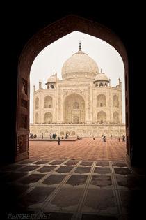 Taj Mahal von Tine Steiss