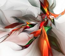 Abstract 040213 by David Lane