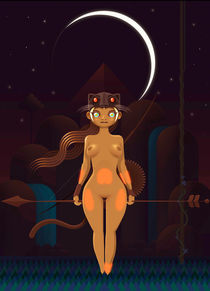 AMAZONA | Animal Gods von Juan Casini