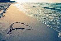 Herz am Meer verloren von drachenkind