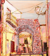 Through the arch by loredana messina