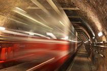 Tunnel by Evren Kalinbacak