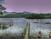 Lake Windermere by Allan Briggs