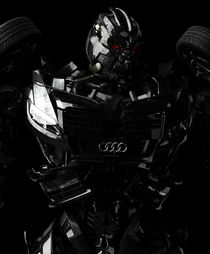 Audi R8 Decepticon - Torso by Marco Romero