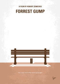 No193-my-forrest-gump-minimal-movie-poster