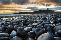 Dunstanburgh Castle, Northumberland by Martin Williams