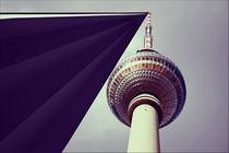 Fernsehturm Berlin von URBAN ARTefakte
