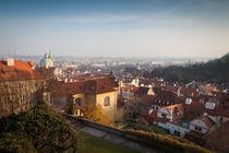 sonniges Prag by Anne-Barbara Bernhard