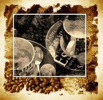 Kaffeegenuss  by Eckhard Röder
