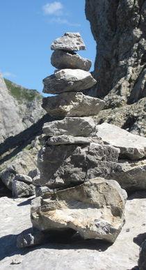 Steinturm von Susanne Winkels