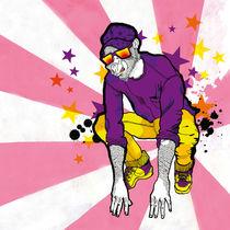 Spank the Monkey von Carina Crenshaw
