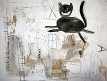 black cat von Christine Lamade