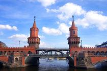 Berlin Oberbaumbrücke by topas images