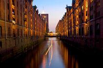 Speicherstadt Hamburg  by topas images
