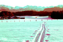 Ski-tour-winter