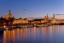 Dresden-skyline-sunset