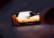 McLaren F1 LM von Djordje Radojcic
