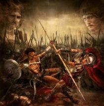"""Spartacus by J. L. Rey """"PHLEGETON"""""""