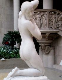 FEMALE BEAUTY IN SCULPTURE by Maks Erlikh