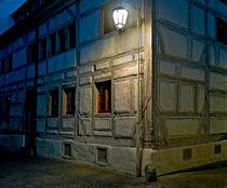 Corner of an old house in Constance von Leopold Brix