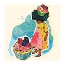 Sparkles on her Cupcake von Carina Crenshaw