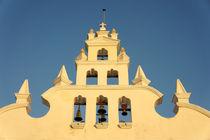 MERIDA BELFRY Mexico von John Mitchell