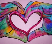 Universal Heart of Love by eloiseart
