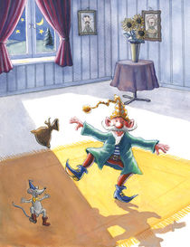 Es tanzt ein Bi-Ba-Butzemann by Axel Dissmann