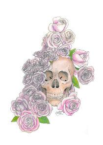 Juliette's Skull by Alicja Jaczewska